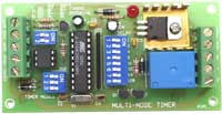 Multi Mode Timer (Assembled)