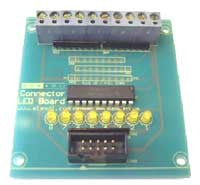 Connector / LED Indicator I/O Board