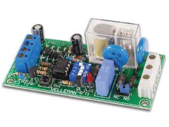 Multi-Function Relay Switch Electronic Kit
