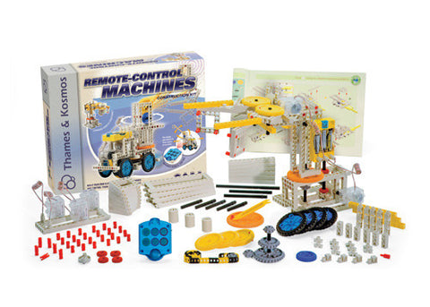 Remote-Control Machines