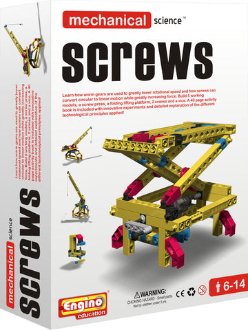 Screws and Worm Drives