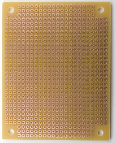 "Perfboard Prototyping Board 2.3125"" x 1.875"" (Pack of 5)"