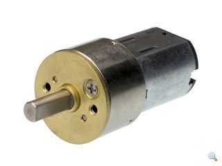 Miniature Metal Gear Motor - 240 RPM