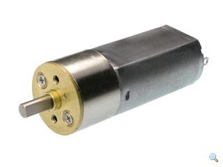 Miniature Metal Gear Motor - 23 RPM