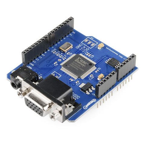 Gameduino