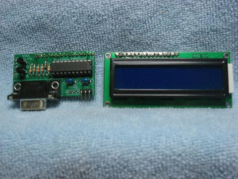 Serial LCD Controller Electronic Kit