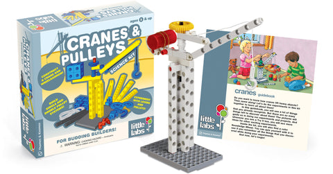 Little Labs: Cranes & Pulleys