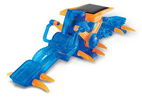 Attacking Inch Worm Mini Solar Robot Kit