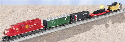 Northwest Special Freight O Gauge Train Set