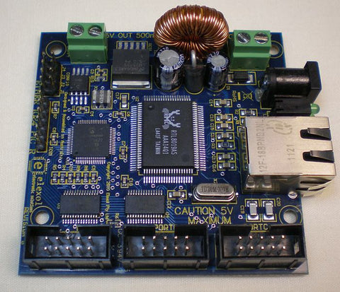 Ethernet Interface Board with 24 Channels - Advanced