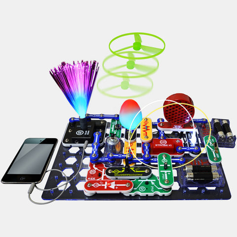 Snap Circuits LIGHT Electronics Learning Kit