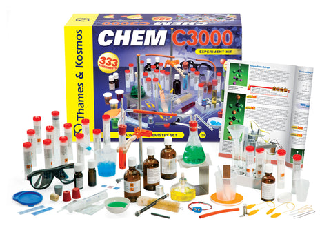 Chemistry Set CHEM C3000 v2.0
