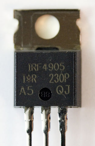 IRF4905 MOSFET P-CH 55V 74A TO-220AB