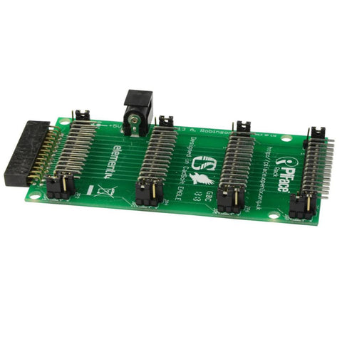 Pi Rack Accessory board for Raspberry Pi