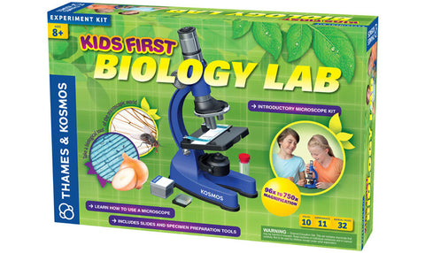 Kid's First Biology Lab