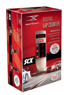 SCX Digital System Lap Counter