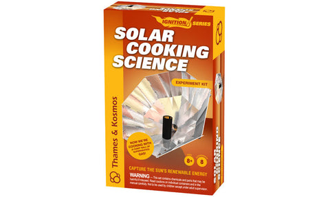 Solar Cooking Science