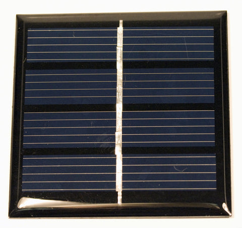 Small Solar Cell 60 x 60mm, 2V, 150mA