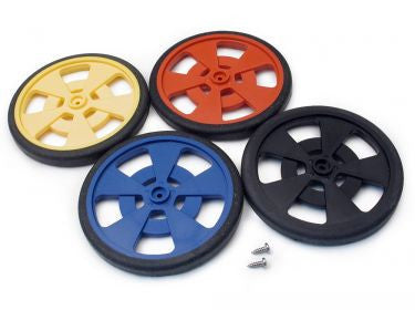 "2-5/8"" GM Series Plastic Wheels"