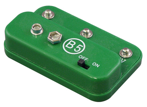 Battery Holder & Switch (9V) B5