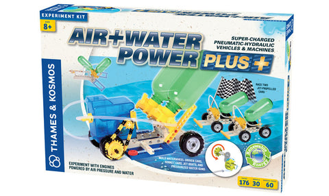 Air+Water Power PLUS