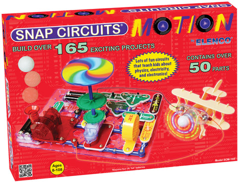 Snap Circuits Motion