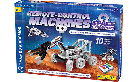 Remote-Control Machines: SpaceExplorers