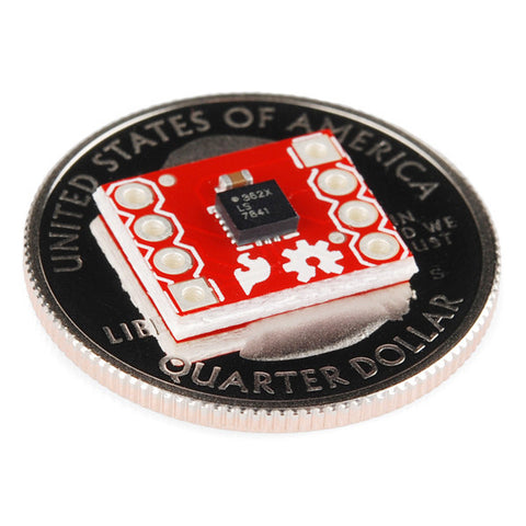 SparkFun Triple Axis Accelerometer Breakout - ADXL362