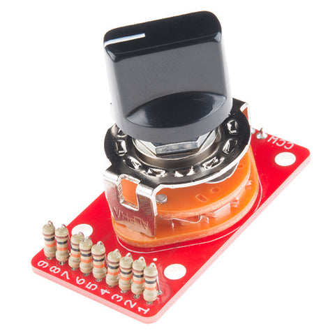 SparkFun Rotary Switch Potentiometer Breakout