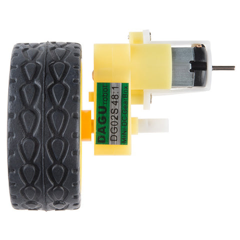 Hobby Motor and Encoder Kit