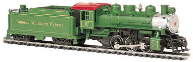 Smoky Mountain - USRA 0-6-0 w/Short Haul Tender (HO Scale)