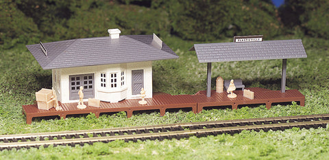 Suburban Station (HO Scale)