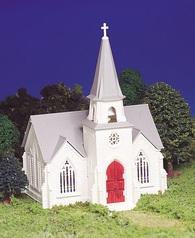 Cathedral (HO Scale)