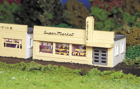Supermarket (HO Scale)
