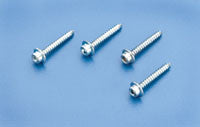 Socket Head Servo Mounting Screws (24)