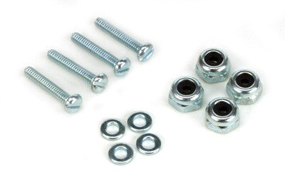 "Bolt Sets With Lock Nuts 2-56 x 1/2"" (QTY/PKG: 4 )"