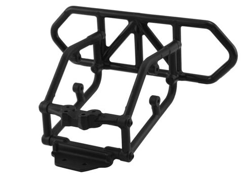 Traxxas Slash 4x4 Rear Bumper   Black
