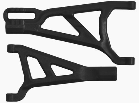 Summit, Revo & E-Revo Front Left A-arms   Black