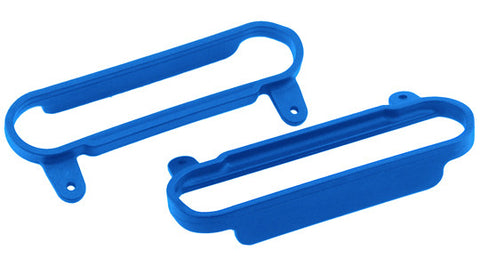 Nerf Bars for the Traxxas Slash 2wd & Slash 4x4   Blue