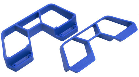 Nerf Bars for the Traxxas 1/10th scale Rally & LCG Slash 4x4   Blue