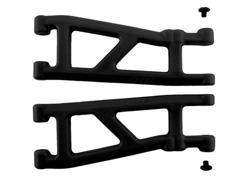 Associated SC10, SC10B & T4 Rear A-arms   Black
