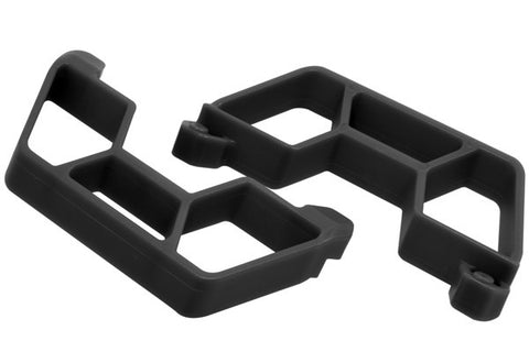 Black Nerf Bars for the Traxxas LCG Slash 2wd