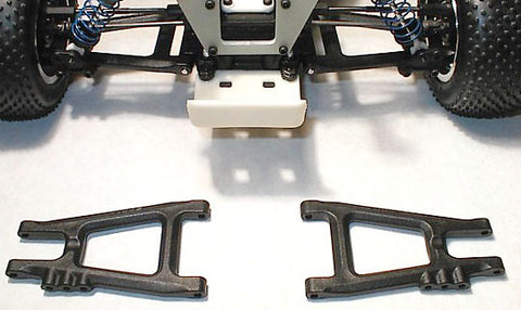 Rear Arms for the Assoc. GT, RC10T, & T2   Black