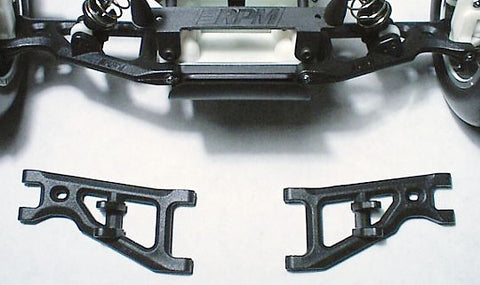 Front Arms for the Assoc. GT, RC10T, & T2   Black