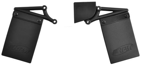 Mud Flaps & Number Plate Kit for the Losi Ten-SCTE & ECX Torment 4x4