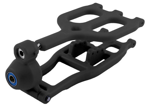 Traxxas T/E-Maxx True-Track Rear A-arm Conversion   Black
