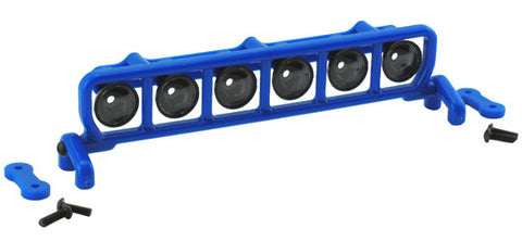 Roof Mounted Light Bar Set   Blue