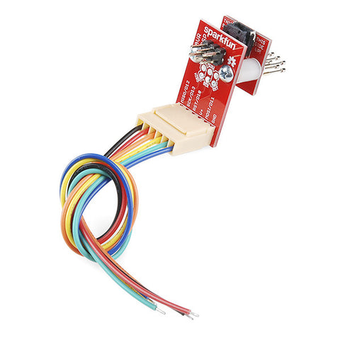 SparkFun ISP Pogo Adapter