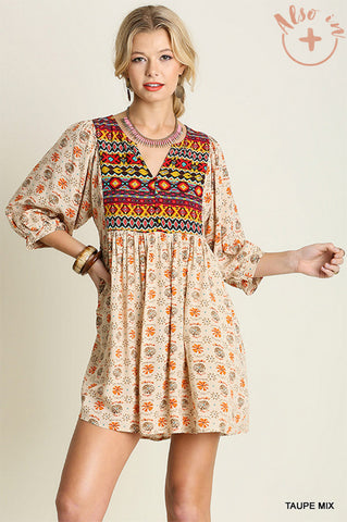 October Fields Tunic