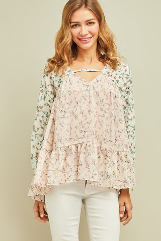 In Full Bloom Top